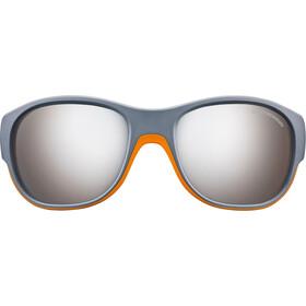 Julbo Luky Spectron 4 Sunglasses Kids 4-6Y Gray/Orange-Gray Flash Silver